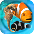 【FishFarm】熱帯魚を飼っている気分になれる癒し系アプリ。