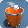 【Paper Toss】まるまったゴミをゴミ箱に放り投げて遊ぶアプリ。