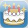 【誕生日リスト】誕生日の予定だけがリストで表示されるアプリ。無料。