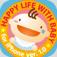 【赤ちゃんにっこりBaby+Smile】ママの切り札。3つの機能で子供を泣き止ませるアプリ。