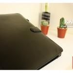 【iPadケース】スタンドとしても使える!本革仕様の手帳型ケース