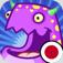 【Feed Me!(日本語)】お子様の楽しい学習に♪ 数字、色、形に関する問題を小さなモンスターと楽しく学べるアプリ。