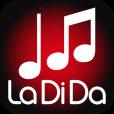 【Ladida】逆カラオケ!アカペラの歌に自動的にサウンドを付加するアプリ。