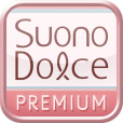 【Suono Dolce Premium】ラブソングが聴き放題♪ ラブソングオンリーのラジオ「Suono Dolce」を曲の歌詞付きで楽しめるアプリ。