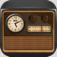 【ラジオアラーム】レトロなラジオみたいな雰囲気が良い!世界中のネットラジオが聴けるアプリ。目覚ましアラーム ・就寝タイマーにも。
