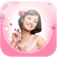 【HAPPY時計】上戸彩さんプロデュース☆全国の「HAPPY」を1分ごとに届けてくれるアプリ。無料。