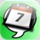 【カウントダウン カレンダー】マルチタスク対応!次の予定までの残り時間をカウントダウンしてくれるアプリ。