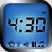 【Alarm Tunes】シンプル格好いいデジタル時計!毎日の目覚ましアラームにもなるアプリ。