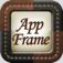 【AppFrame】遊び心のある壁紙セット!素敵なデザインの壁紙が21種類入ったアプリ。