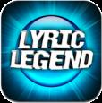 【Lyric Legend】好きな洋楽を聴きながら歌詞をタップしていく音ゲー。英語の勉強やカラオケの練習にもなる!