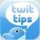 【Pocket tips for Twitter】これからTwitterを始めようと思っている人や初心者向けのまとめ系アプリ。