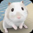 【HamTouch!】ハムスターを飼って楽しむアプリ。リアルな動きとキュートな仕草に癒されます♪