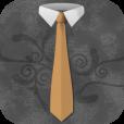 【Knot Tie】ネクタイの色々な結び方が見れて、カラーコーディネートもできるアプリ。
