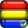 【ENDLESS BLOCKS】シンプルだけどハマる♪同じ色を揃えて消してくパズルゲームアプリ。