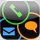 【新感覚連絡先アプリ i-Liaison】直感的でスタイリッシュなビジネスパーソン向け連絡先アプリ。