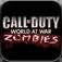 【Call of Duty Zombies】有名なFPSゲームがiPhoneで遊べる!迫りくるゾンビから身を守ろう。