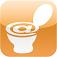 【@トイレ】緊急事態にはこれ!最寄りのトイレを検索できるアプリ。