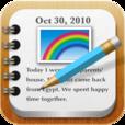 【RainbowNote】Googleドキュメントと同期できるカラフル楽しいメモアプリ♪日記、アイディア帳、レシピ集などに!