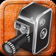 【8ミリカメラ】レトロな8mm映画風の動画をiPhoneで!直感操作で雰囲気のある動画を撮影できるアプリ。