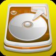 【Disc Space】iPhone本体の空き容量が一目で分かるシンプルなアプリ。