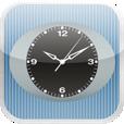 【NHK時計】時報機能が便利な、懐かしい「NHK時計」のアプリ。