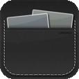 【カード類】溜まったカード類をスタイリッシュに管理できるアプリ。