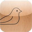 【cuckoo】毎正時と三十分に鳴き声で知らせてくれる、シンプルな鳩時計。