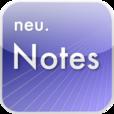 【neu.Notes】色々使える、自由度の高い手書きメモアプリ。