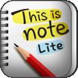 【This Is Note Lite】とにかく可愛い!色んなノートがひとつにまとまったアプリ。無料版。