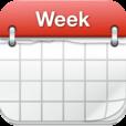 【WeekCal】ビジネスのお供にピッタリ!ひと目で予定が分かるカレンダーアプリ。