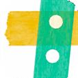 【マスキングテープ】可愛いマスキングテープで写真に彩りを!文字入れもできます♪