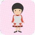 【ワイフちゃん。】小さな主婦、「ワイフちゃん」から生活のヒントをもらおう♪ 役立つ和み系アプリ。
