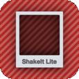 【ShakeIt Lite】ポラロイド写真のような行程を楽しもう♪