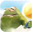 【Mr Weather】ニュー感覚な天気予報アプリ♪ キュートなマスコットが天気を視覚的に教えてくれます。