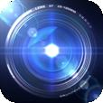 【LensFlare】カッコ良い!写真に光源を加えてレンズフレア効果をつけられるアプリ。