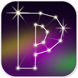 【Pictorial】音楽に癒されながら星座の中の図形を見つけ出すパズルゲームアプリ。
