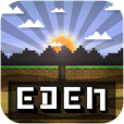 【Eden – World Builder】自分だけの世界を創造しよう。ブロックで色々なものをつくって遊べるアプリ。