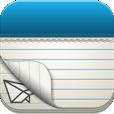 【下書きめも】シンプルで使いやすいメモアプリ。送信先メールアドレスを最大4つまで設定可能!