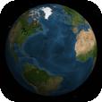 【Your World】世界を知ろう。3Dの地球に国の形を当てはめていくパズル式ゲーム。