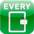 【エブリ 日記メモ】日記や仕事のアイディア帳に!写真が貼れるシンプルな日記/メモアプリ。