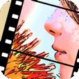 【ToonCamera】漫画みたいなタッチの写真や動画を撮影できるアプリ。