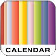 【Cocktail Calendar (Todo+LunarCalendar)】カラフルで見やすい!標準カレンダーと同期できるカレンダーアプリ。