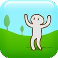 【人間電卓X】数字が歩いてやってくる!和み系電卓アプリ。