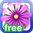 【Flower Garden Free 】バーチャル・ガーデンで花を育てよう。ブーケを作って贈れる機能も♪