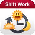 【シフト勤務カレンダー】早番・遅番など決まった項目の入力が簡単にできるカレンダーアプリ。