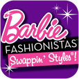 【Barbie® Fashionistas™ Swappin' Styles® for iPhone】バービー人形をオシャレに着せ替え!