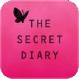 【The Secret Diary】生理日前のお知らせ機能が便利♪ 綺麗なデザインの体調管理アプリ。