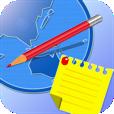 【マプログくん】グルメや旅行、仕事の記録など様々な用途で使える!マップ上にメモを保存できるアプリ。
