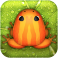 【Pocket Frogs】可愛いカエル育成ゲームアプリ。レア種を見つけたり、カエルを売り買いしたりと楽しみ要素満載!