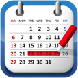 【TapCal (sync with Google Calendar™)】カスタマイズ機能が豊富!自分好みのデザインにできるスケジュール管理アプリ。